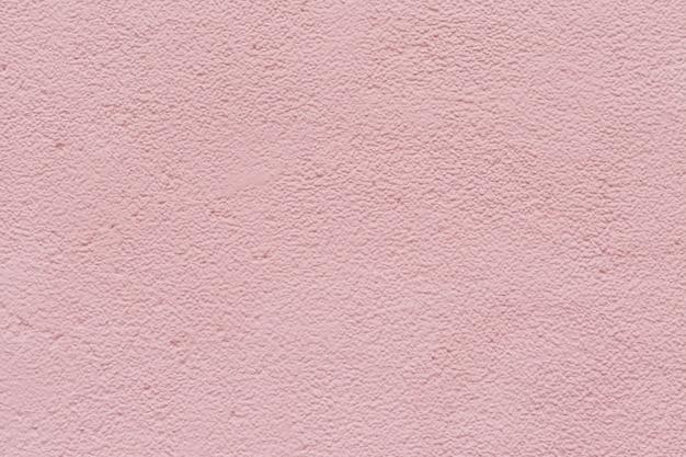 Textura de fundo de parede de concreto de cimento-de-rosa