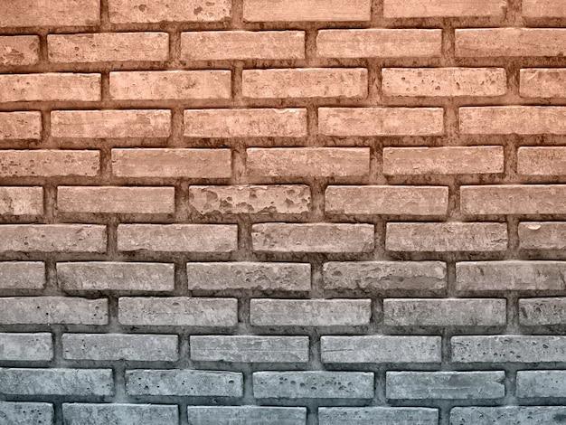 Textura de fundo de parede de tijolo de grunge