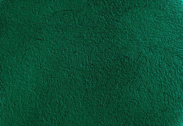 Textura de fundo de parede de tinta verde