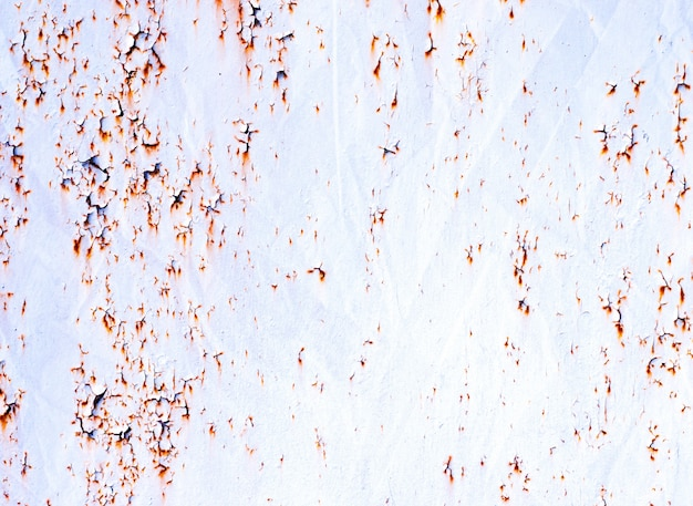 Textura de fundo de parede vintage ferro pintado