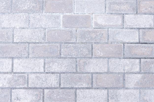 Textura de fundo de pedra de pavimentação