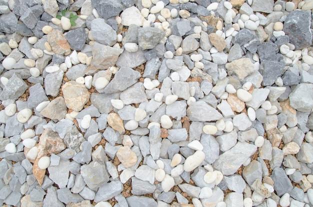 Textura de fundo de pedra rock