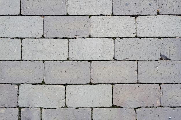 Textura de fundo de piso de tijolo