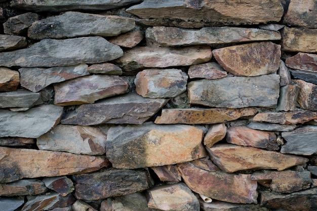 Textura de fundo de rocha