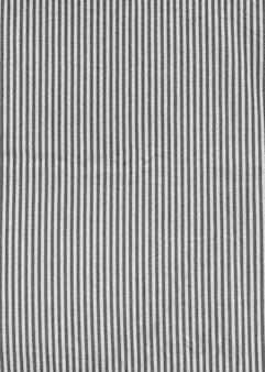 Textura de fundo de toalha de mesa listrada preta. papel de parede de tecido