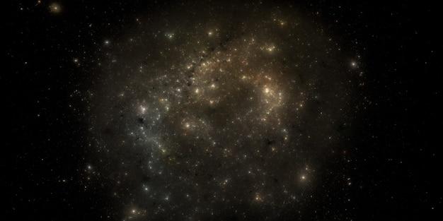 Textura de fundo do espaço sideral estrelado
