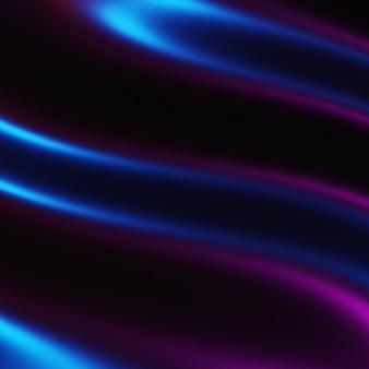 Textura de fundo escuro holográfico vibrante