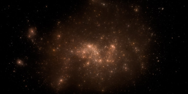 Textura de fundo estrelado do espaço sideral