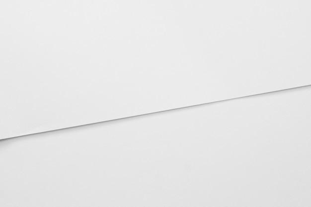 Textura de fundo grunge papel rasgado branco para design