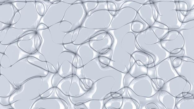 Textura de fundo moderno bonito com relevo, gesso, reparo. ilustração 3d, renderização em 3d.