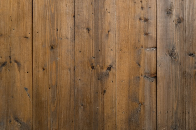 Textura de fundo parede de madeira listrada velha.