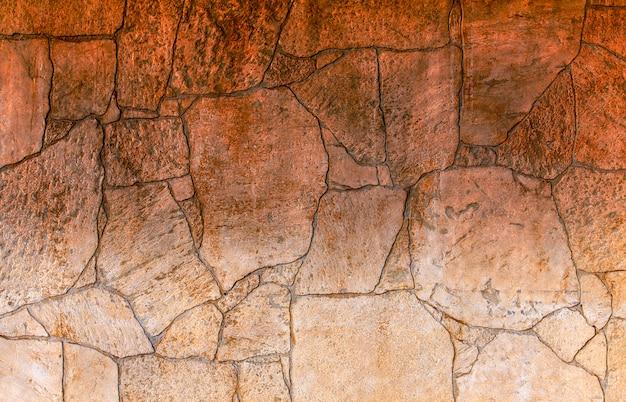 Textura de fundo parede de pedra