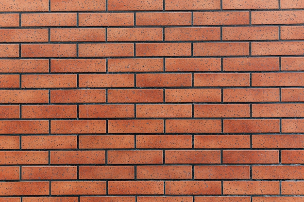 Textura de fundo, parede de tijolos