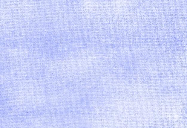 Textura de fundo pintada à mão aquarela pastel abstrato azul.
