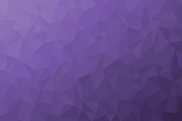 Textura de fundo poli baixa roxa abstrata. ilustração criativa poligonal do pano de fundo