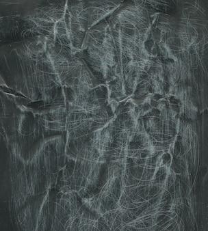 Textura de fundo preto de papel surrado