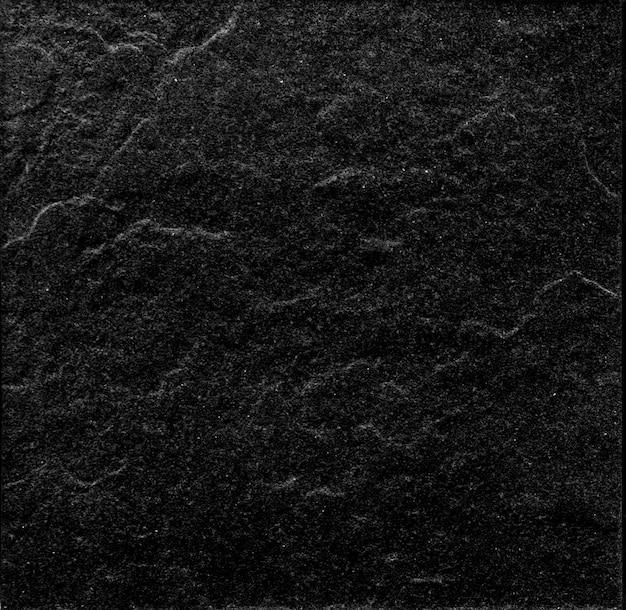 Textura de fundo preto de pedra