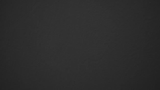 Textura de fundo preto parede de cimento preto é um fundo preto para o projeto.