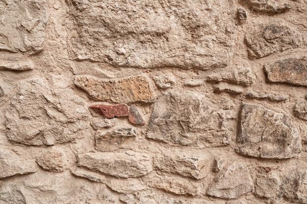 Textura de fundo velho muro de pedra