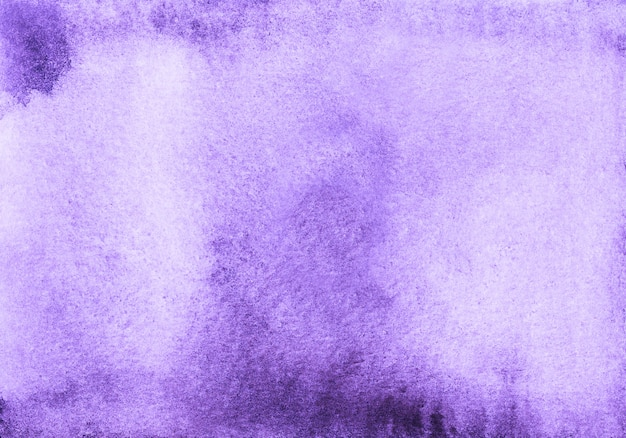 Textura de fundo velho roxo aquarela. pano de fundo grunge violeta.