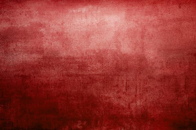 Textura de fundo vermelho metal