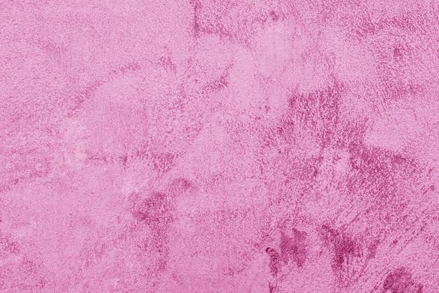 Textura de gesso áspero rosa. abstrato arquitetônico.