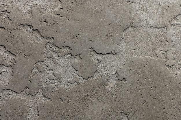 Textura de gesso de parede de concreto abstrata. closeup para plano de fundo ou obras de arte.