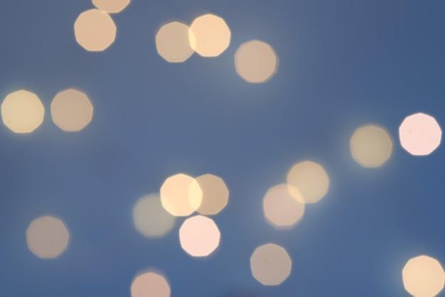 Textura de glitter azul boke