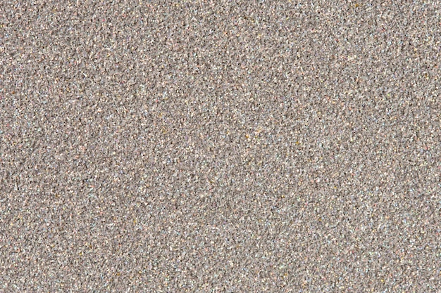 Textura de glitter prata na macro. foto de alta resolução.
