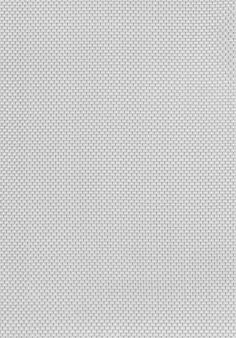 Textura de grade de metal isolada em um fundo branco