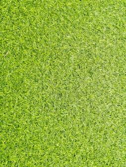 Textura de gramado de grama artificial.