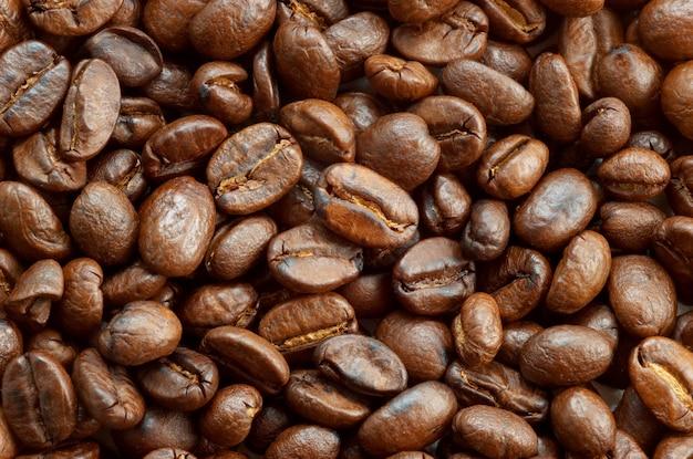 Textura de grãos de café 2