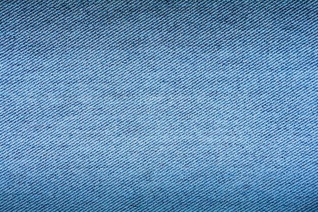 Textura de jeans azul pálido velho jeans