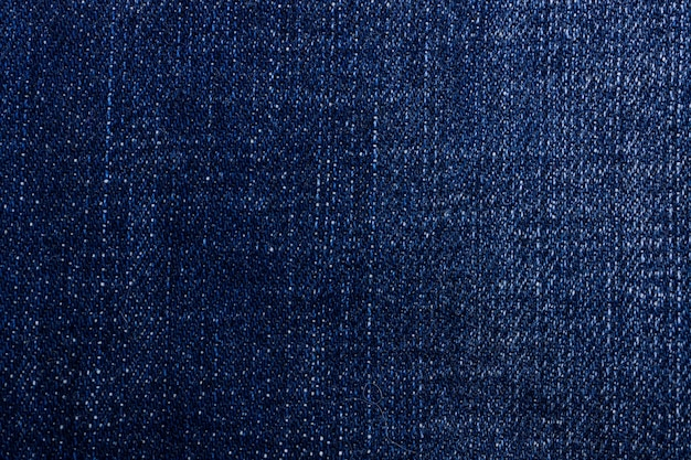 Textura de jeans azul