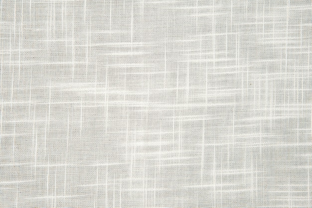 Textura de juta branca