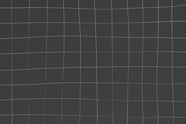 Textura de ladrilho cerâmico quadrado cinza escuro distorcido