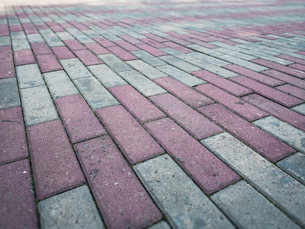 Textura de lajes de pavimentação