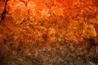 Textura de lama intensa