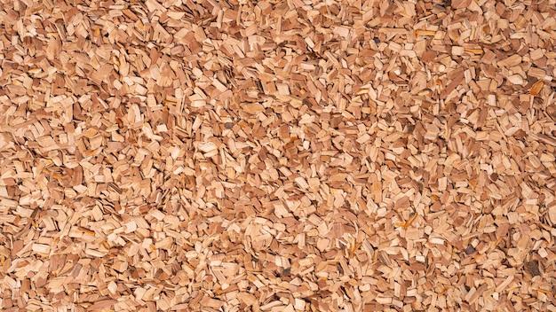 Textura de lascas de madeira para o fundo