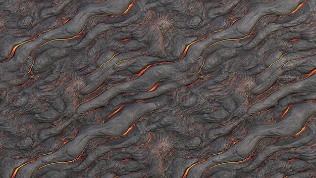 Textura de lava