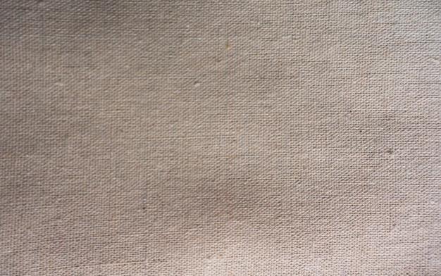Textura de linho natural claro para o fundo