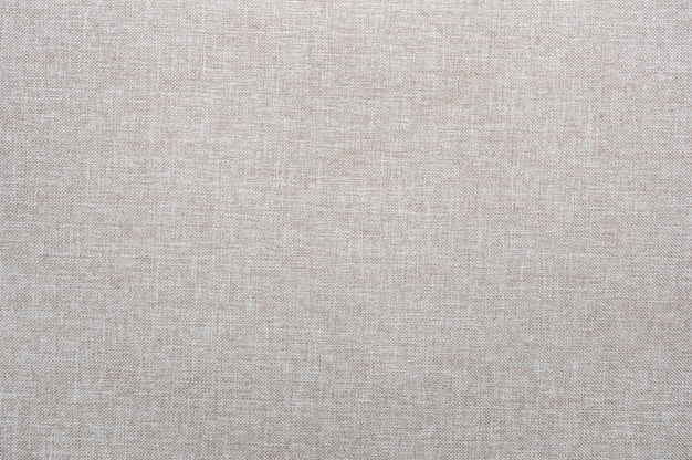 Textura de linho natural