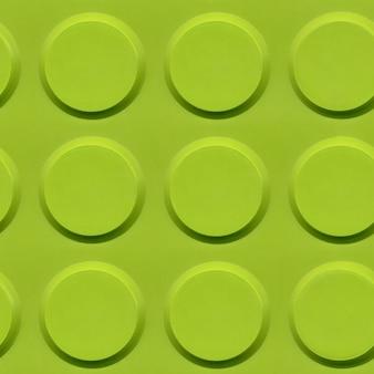 Textura de linóleo verde-amarelo sem costura, útil como pano de fundo