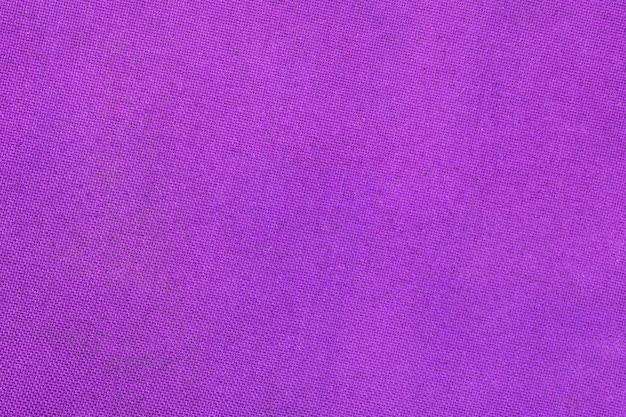 Textura de lona roxa
