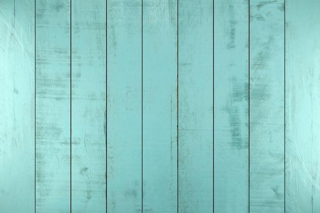 Textura de madeira antiga verde.