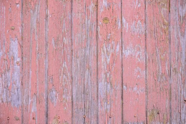 Textura de madeira azul como pano de fundo. fundo de placas antigas. pintura rachada.