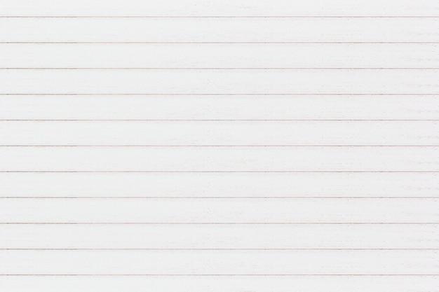 Textura de madeira branca da prancha horizontal para o fundo. Foto Premium