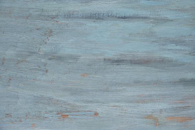 Textura de madeira cinza-azulada clara com tinta crackled
