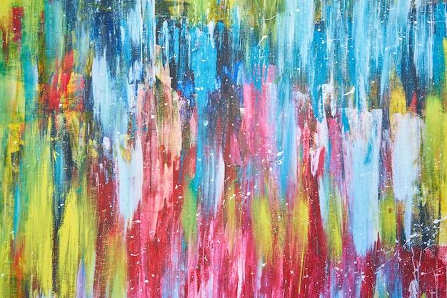 Textura de madeira colorida e fundo