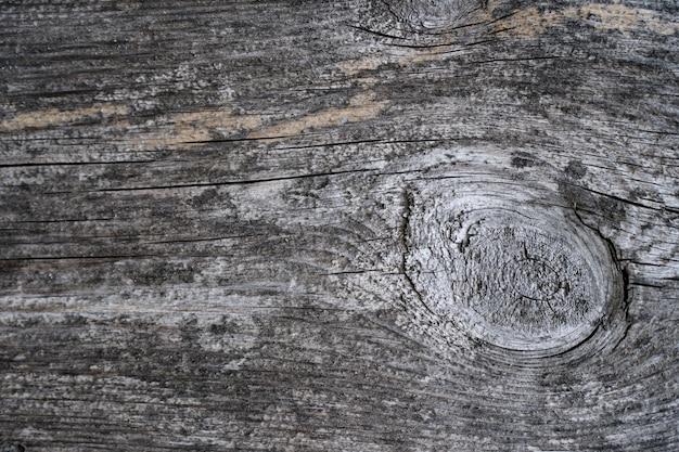 Textura de madeira de madeira com nó para plano de fundo e textura.